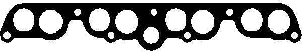 Прокладка, впускной коллектор OPEL/SAAB Y20DTH/Y22DTL/Y22DTH/Y22DTR/X20DTH/X20DTL/D223L (пр-во Elrin 646.171