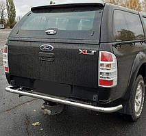 Защита заднего бампера на Ford Ranger (2006-2012)