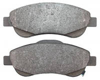 Колодка торм. дисковый тормоз (компл.) (пр-во ABS) 37650