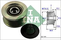Механизм свободного хода генератора NISSAN (производитель Ina) 535 0177 10
