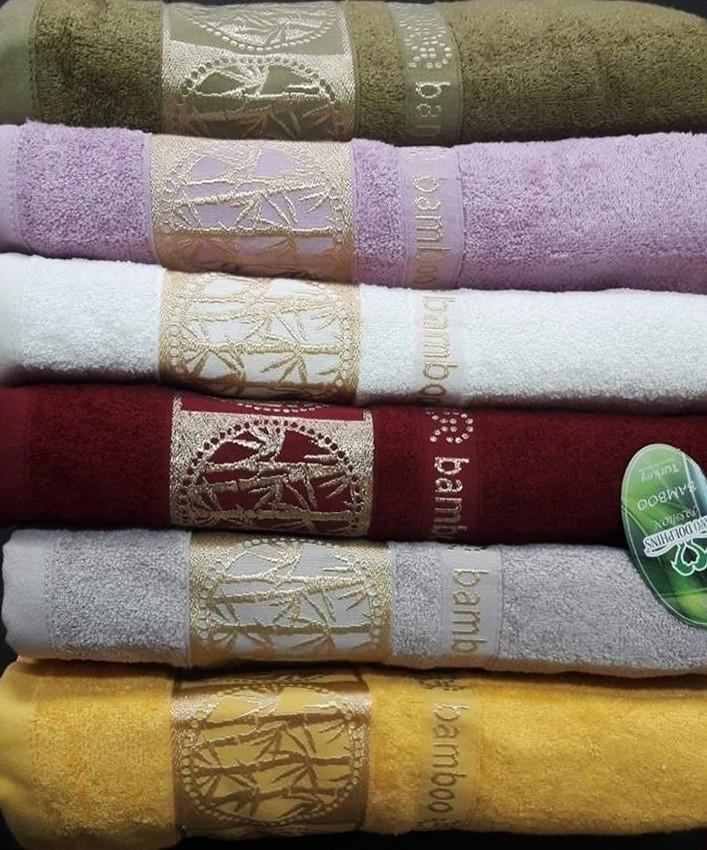 Полотенце бамбуковое  Bamboo Towel