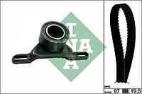 Ремень, ролики ГРМ ( комплект) FORD (производитель Ina) 530 0014 10
