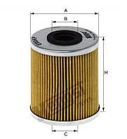 Фильтр топлива OPEL, RENAULT (производитель Hengst) E90KPD164