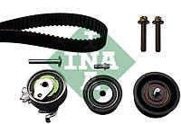 Ремень, ролики ГРМ ( комплект) OPEL (производитель Ina) 530 0443 10