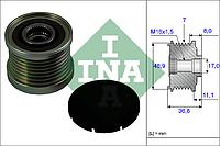 Механизм свободного хода генератора MAZDA, OPEL (производитель Ina) 535 0081 10