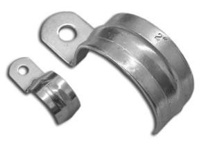Кріпильні скоби для металорукава