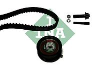 Ремень, ролики ГРМ ( комплект) AUDI, SEAT, VW (производитель Ina) 530 0164 10