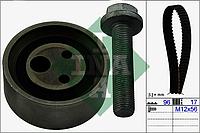 Ремень, ролики ГРМ ( комплект) RENAULT, NISSAN (производитель Ina) 530 0490 10
