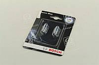 Лампа накаливания W5W 12V 5W Xenon Blue (производитель Bosch) 1 987 301 033
