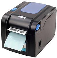 Термопринтер для печати етикеток XPrinter XP-370B