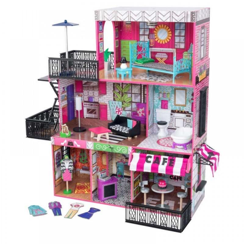 Будиночок для ляльок Brooklyn Loft Kidkraft 65922