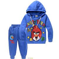 Тёплый костюм для мальчика на 3-4 года на рост 95-100см