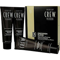 Камуфлирование седых волос American Crew Precision Blend Light 7-8