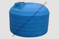 Код-RPV-5000T. Емкость усиленная вертикальная для перевозки жидких, сыпучих материалов 5500 л