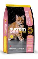 Nutram S1 Sound Balanced Wellness Kitten 1.8 кг