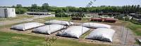 Мягкая емкость (подушка) для биогаза 100 м3