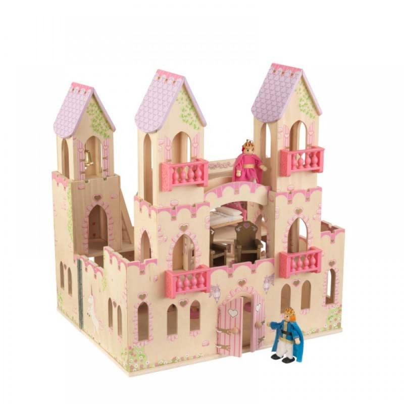 Домик для кукол Замок Принцессы Kidkraft 65259