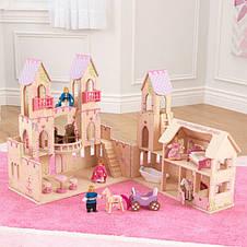 Домик для кукол Замок Принцессы Kidkraft 65259, фото 3