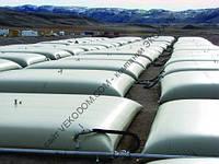 Мягкая емкость (подушка) для биогаза 40 м3