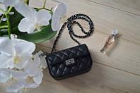 Клатч Chanel кожаный