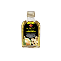 Масло ореха макадамии 0,1л