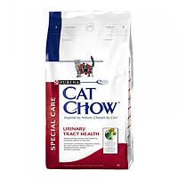 Cat Chow (Кет Чау) Сухой корм для кошек Special Care Urinary Tract Health 400гр (профилактика мочекаменной болезни)