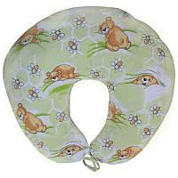 Подушка для кормления Спящие мишки (улучшенная)