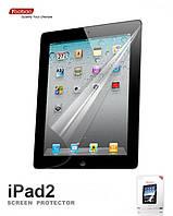 Защитная пленка для iPad 2/3/4 - Yoobao screen protector (clear), глянцевая