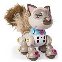 Интерактивный котенок, Zoomer Meowzie Sparkles с украшениями, Spin Master , фото 1