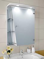 Мебель для ванной Украина Зеркальный шкаф 760*550*125
