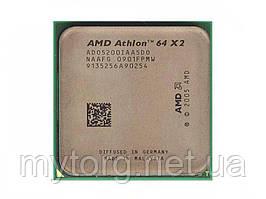 AMD Athlon 64x2 5200+ 2.7 ГГц 65Вт АМ2+ С Термопастой