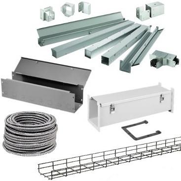 Системы прокладки кабеля, монтажные изделия