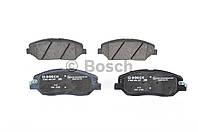 Колодка тормозная HYUNDAI SANTA FE, передний (производитель Bosch) 0 986 494 227