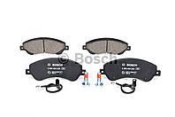 Тормозные колодки дисковые (Производство Bosch) 0986494236, фото 1