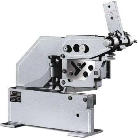 Ручные рычажные ножницы по металлу SAY-MAK 5RP/10