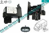 Звуковой сигнал ( cирена сигнализации ) 8200008227 Nissan / НИССАН PRIMASTAR 2000- / ПРИМАСТАР 00-, Opel / ОПЕЛЬ VIVARO 2000- / ВИВАРО 00-