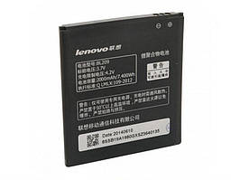 Аккумулятор Lenovo BL209, Extradigital, 2000 mAh (A378, A398, A516, A706, A760, A820) (BML6372)