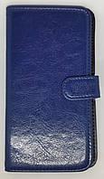 Чехол-книжка для Lenovo A6000/A6010 (синий)
