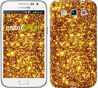 """Чехол на Samsung Galaxy Win i8552 Золото """"1687c-51-532"""""""