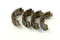 Колодка тормозная баробанного KIA PICANTO 05- заднего (производитель SANGSIN) SA154
