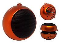 Колонка Divoom iTour-Rock 20 (оранжевая)