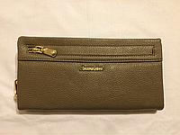 Светло-серый кошелёк, фото 1