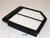 Фильтр воздушный HONDA CIVIC VII 1.4 (производитель ASHIKA) 20-04-439