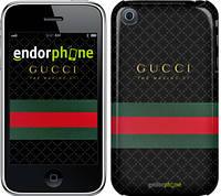 """Чехол на iPhone 3Gs Gucci 1 """"451c-34-532"""""""