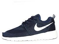 Кроссовки женские (36-40) DXL-Nike-RosheRun-blue (16$)
