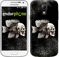 "Чехол на Samsung Galaxy S4 mini Duos GT i9192 Рыбо-человек ""683c-63-532"""