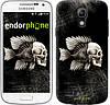"Чехол на Samsung Galaxy S4 mini Рыбо-человек ""683c-32-532"""