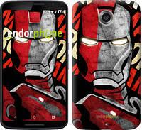 """Чехол на Motorola Nexus 6 Iron Man """"2764c-67-532"""""""