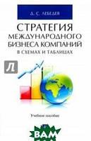 Лебедев Денис Сергеевич Стратегия международного бизнеса компаний в схемах и таблицах. Учебное пособие