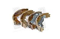 Колодки тормозные барабанные (производитель Mobis) 583051GA00